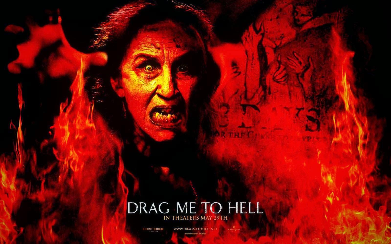Anime Tv فيلم الرعب الخطير Drag Me To Hell 2009 بلوراي