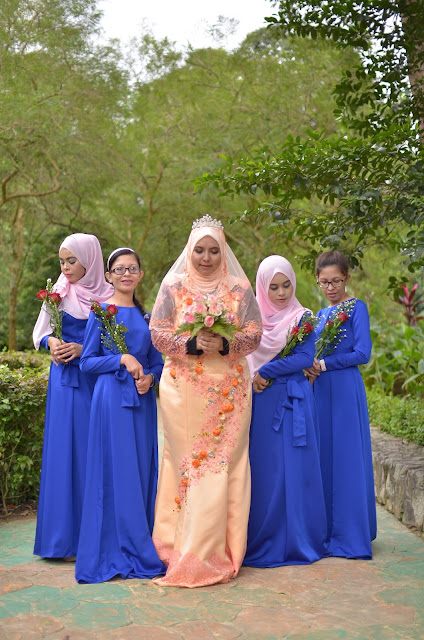 The Cosry Bridesmaid