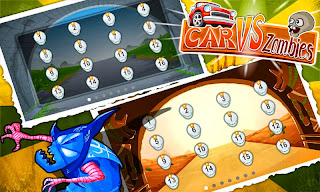 Car vs Zombies v1.6 for BlackBerry Playbook