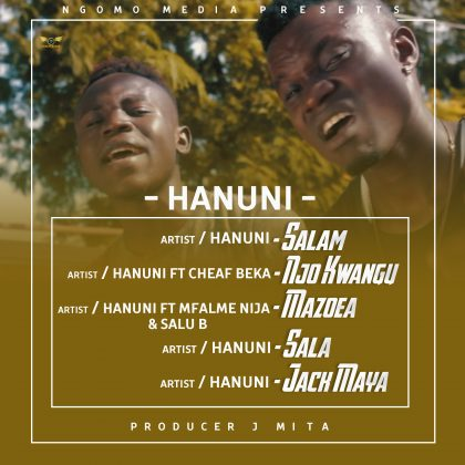 Download Audio | Hanuni - Jack Maya (Singeli)