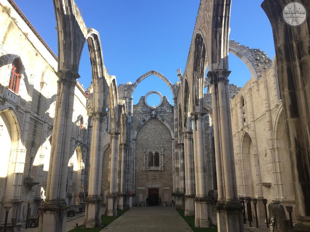 Ruínas do Carmo Lisboa