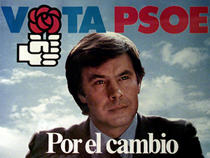 el villano arrinconado, humor, chistes, reir, satira, Felipe Gonzalez, PSOE