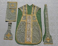 Bespoke Vestments from Paramentica
