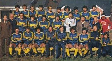 Resultado de imagen para boca campeon 1981