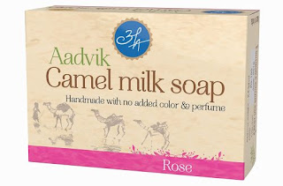 Body Whitening Camel Soap For Fair Skin