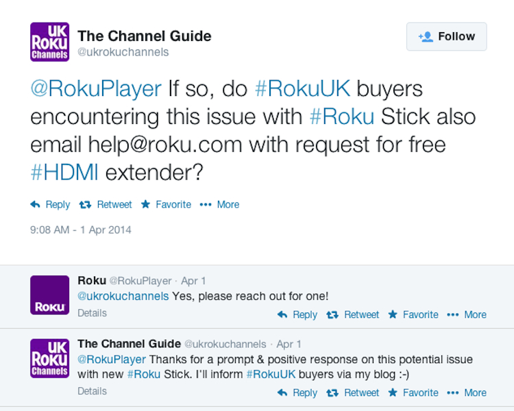 UK Roku Channels: Roku UK Channel Store - Weekly RoundUp #56