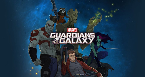 Guardians of the Galaxy 1ª Temporada Torrent - WEB-DL