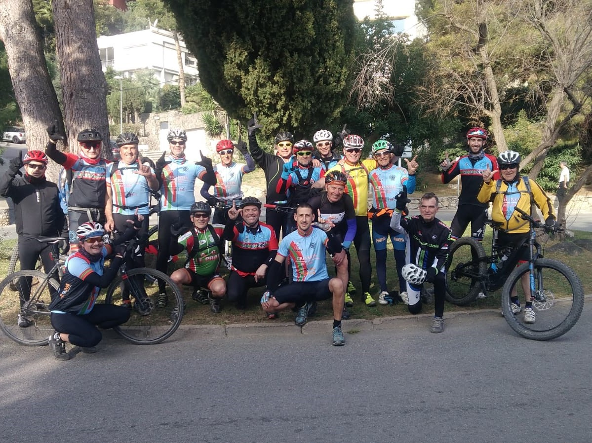 Mountain-bike A.C.Prat