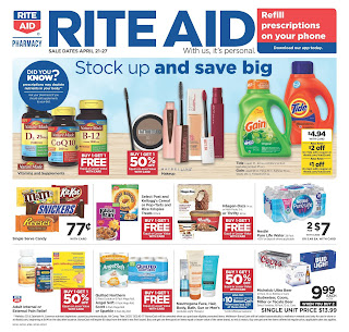 ⭐ Rite Aid Ad 4/21/19 ✅ Rite Aid Weekly Ad April 21 2019