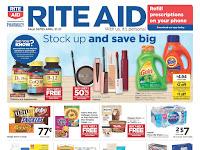 Rite Aid Weekly Circular Ad April 21 - April 27, 2019