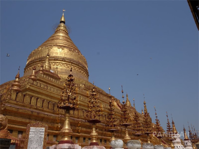Phwa Saw Brick Monastery,