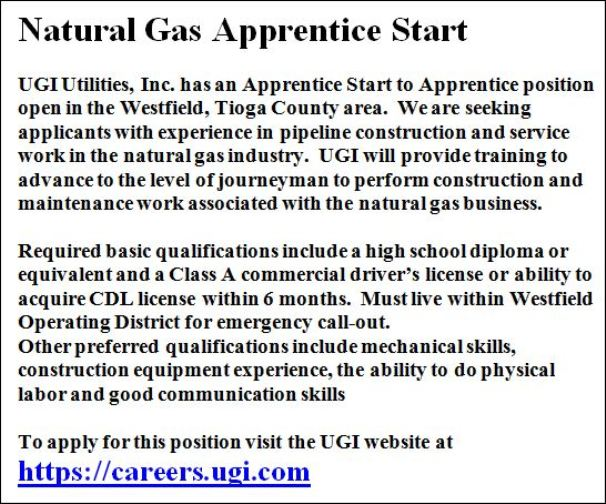 https://careers.ugi.com/job/Westfiled-Apprentice-Start-PA-16950/376803800/