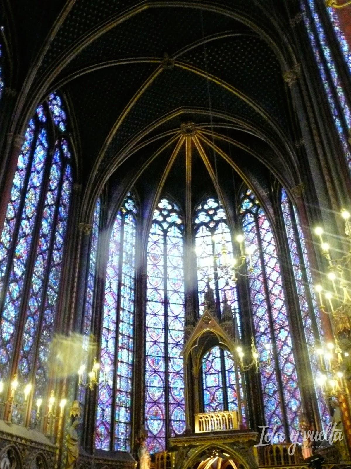 Vitrales Sainte Chapelle
