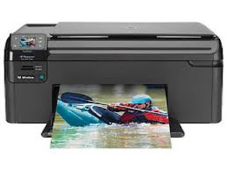 Picture HP Photosmart B109n Printer