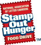 Volunteers Needed for Stamp Out Hunger on May 13