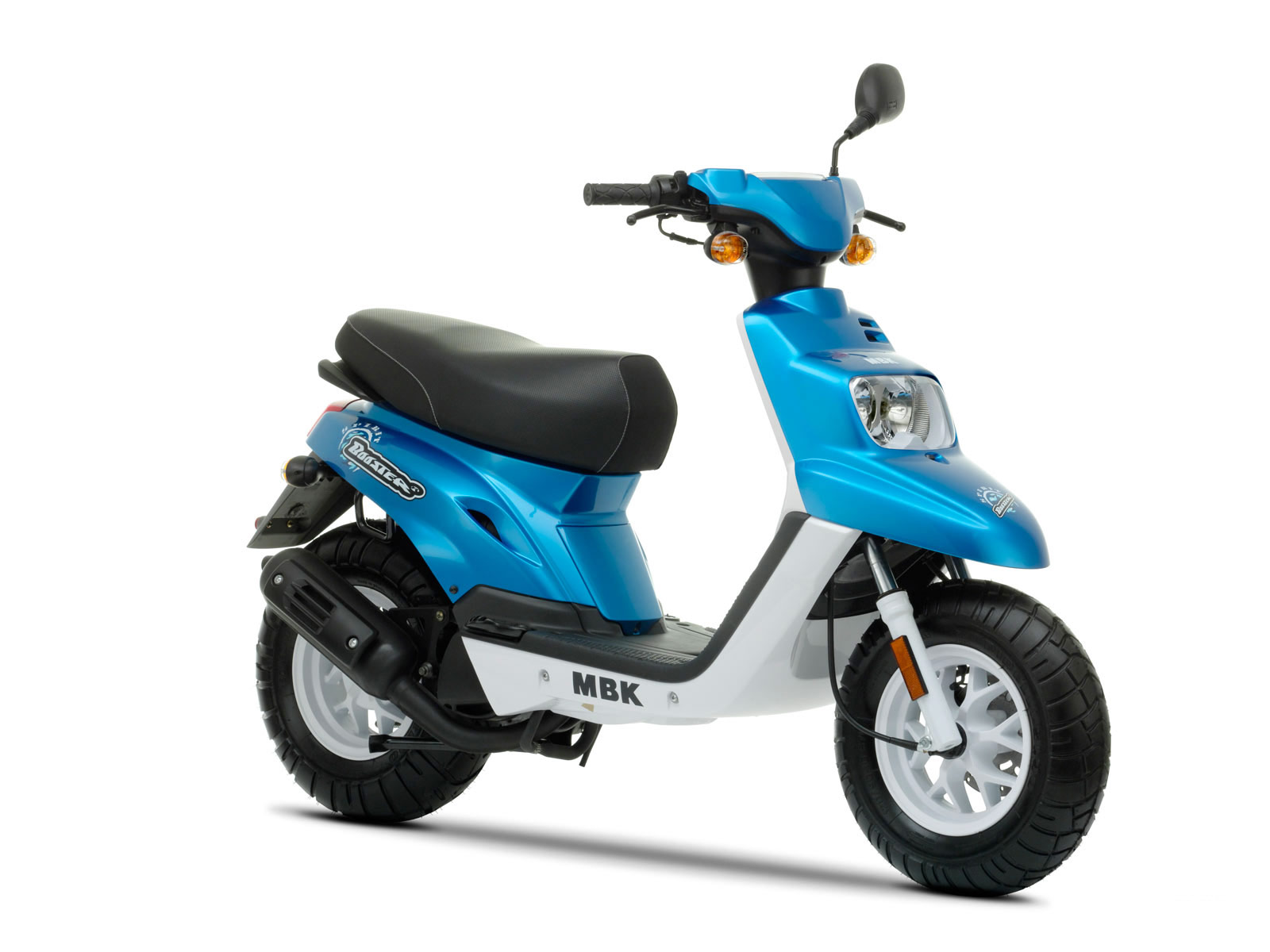 2009 Mbk Booster Scooter Pictures Specifications
