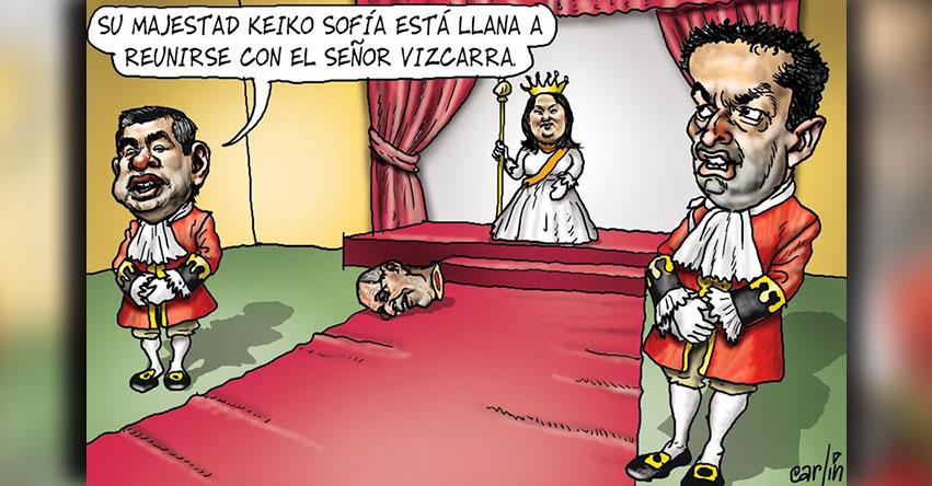 Carlincaturas Domingo 6 Mayo 2018 - La República