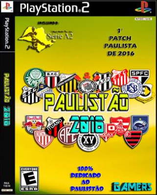 Download - Paulistão 2016 (PS2)