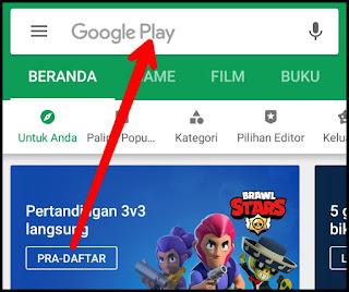Pada saat seseorang ingin menciptakan link aplikasi android Cara Mendapatkan URL/Link Aplikasi di Google Play Store