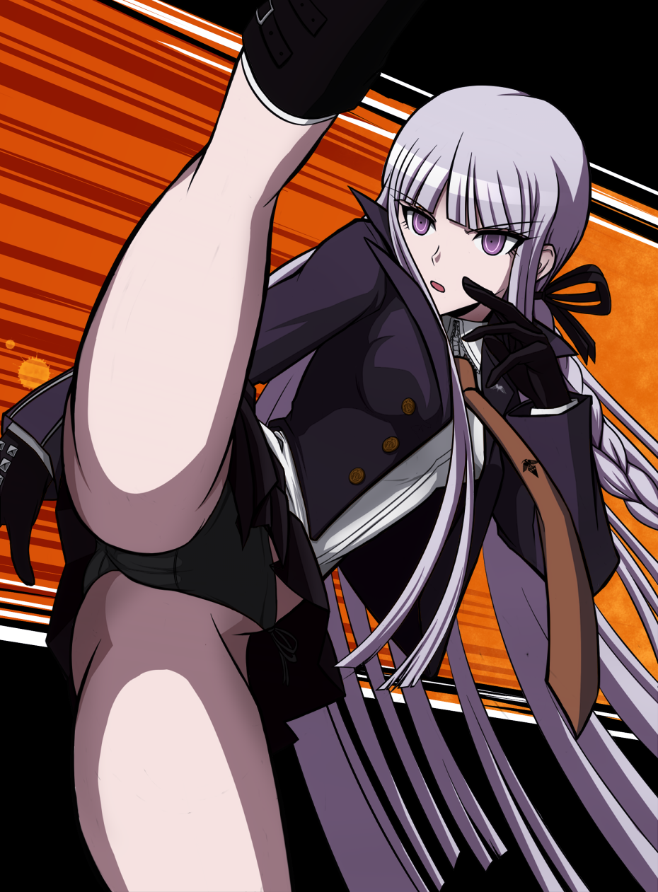 dangan ronpa hottest girl