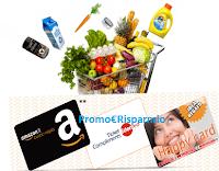 Logo Concorso ''Vinci la spesa al CUBO'' in buoni Amazon, TicketCompliments e non solo.