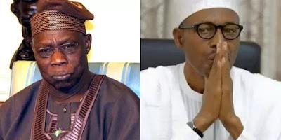 Olusegun Obasanjo attacks President Buhari, NASS