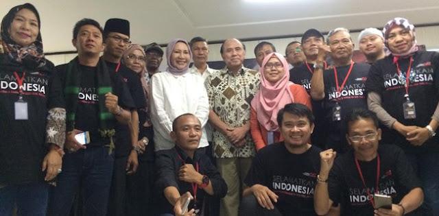 Dukung Prabowo-Sandi, Ratna Sarumpaet: Jokowi Nggak Ngerti Pancasila