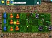juego Calabazas vs Zombies