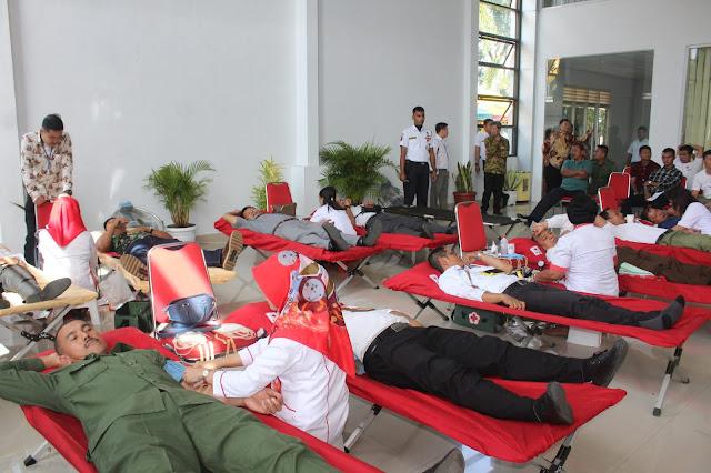 300 Kantong Darah Disumbangkan HUT PT. STTC ke-67, Ini Harapan Mereka