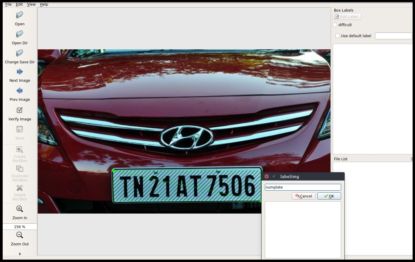 Automatic Number Plate Recognition by TFOD(ssd resnet) and