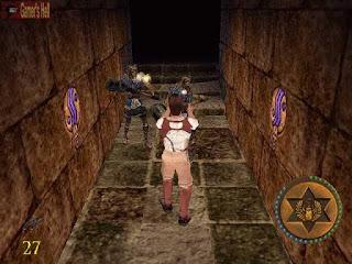 صورة من لعبة المومياء the mummy