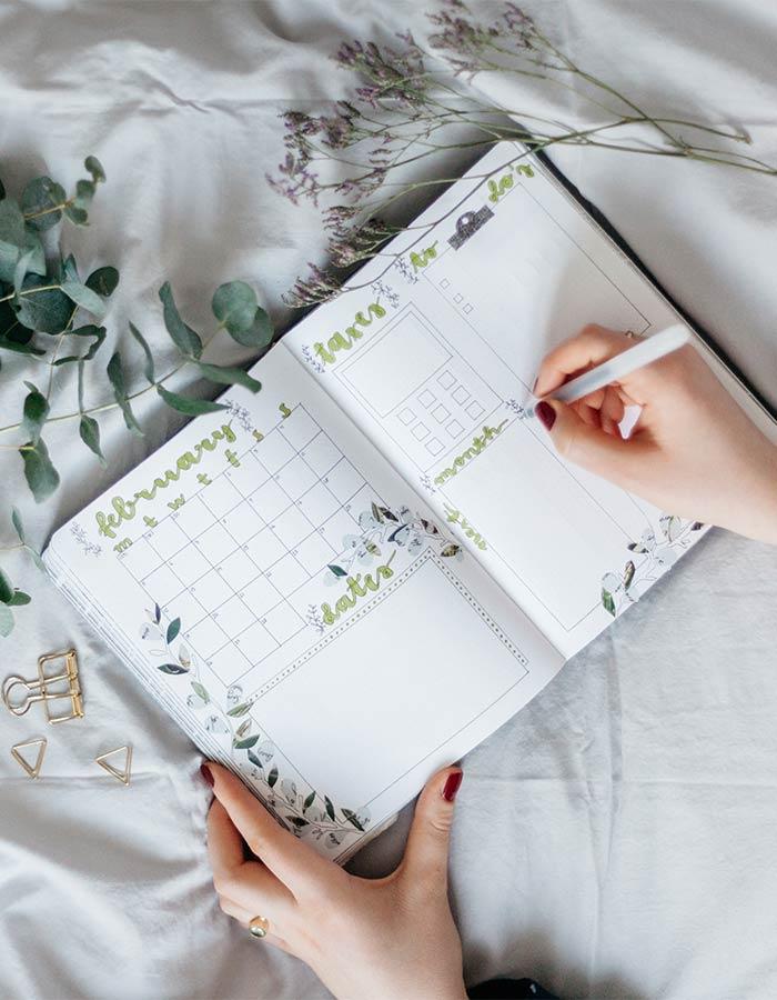 Saiba como você pode se organizar ainda melhor usando o bullet journal