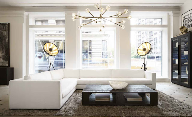 The Style Saloniste What S Truly Modern And Exciting Now Restoration Hardware Re Inventing Modern