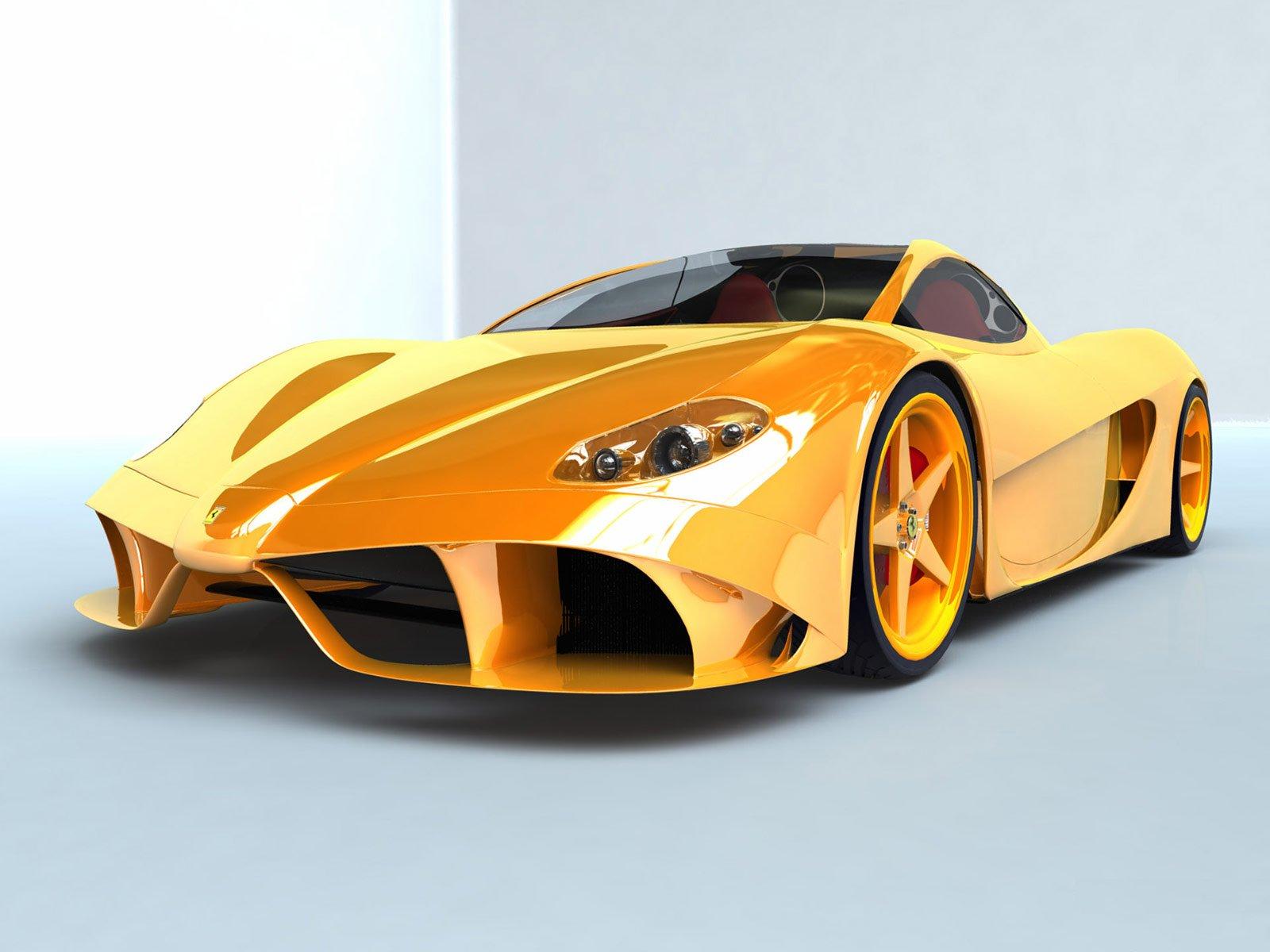 Aurea Ferrari Concept Car