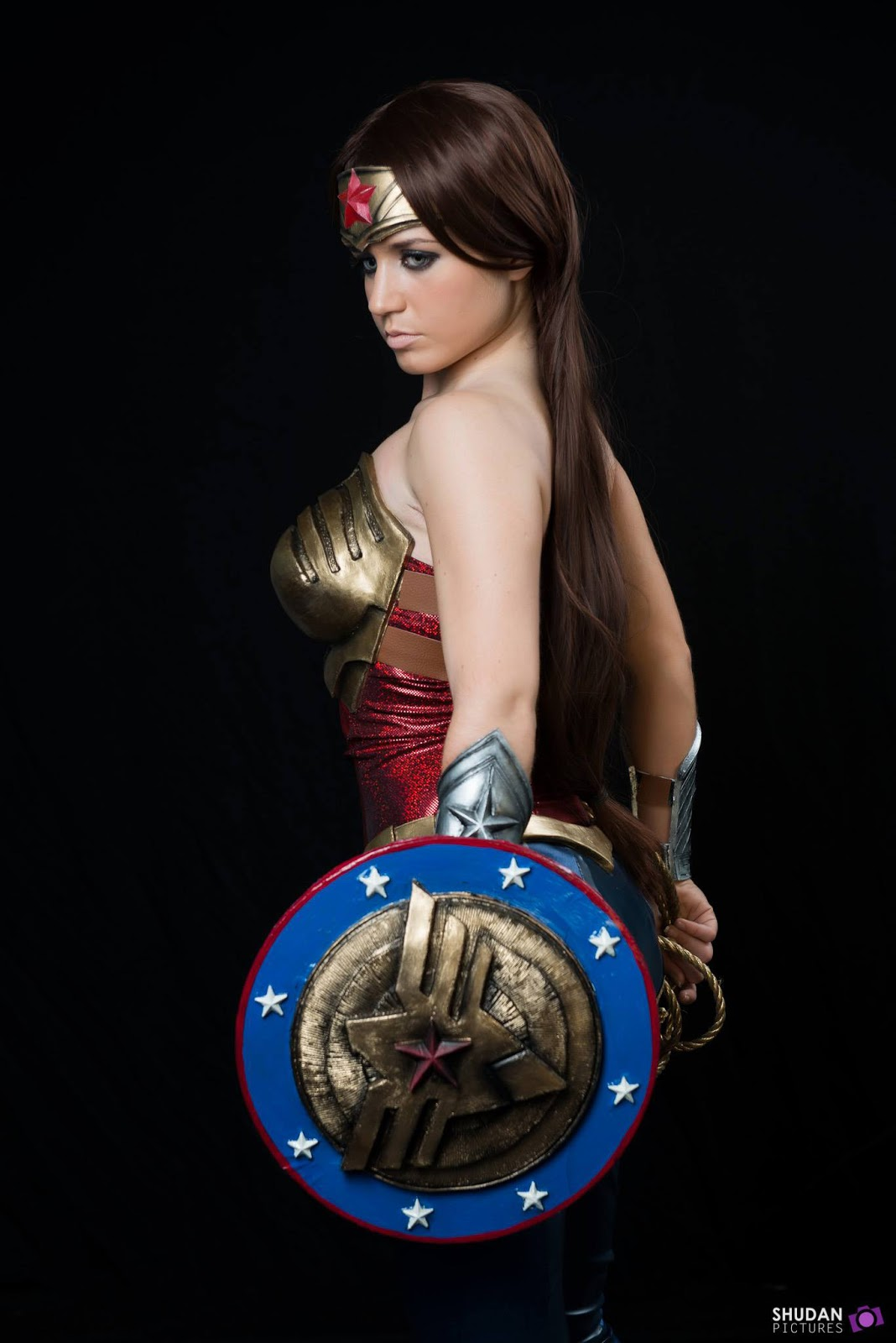 Nude Cosplay Babes The Hottest Wonder Woman Cosplay-5879