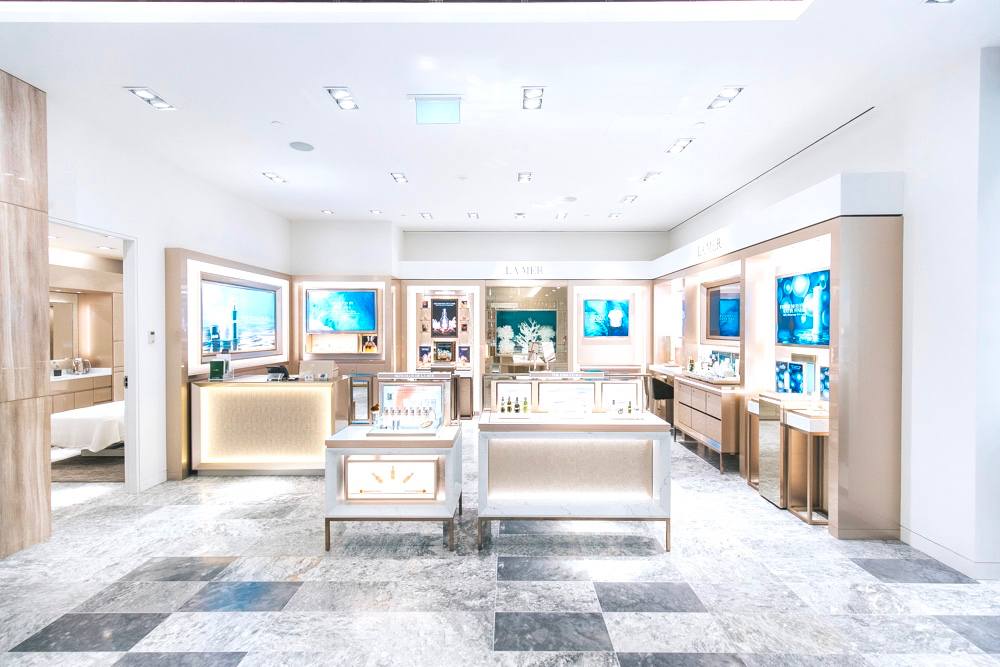 Holt Renfrew Vancouver | The New Beauty Hall | Le Mer