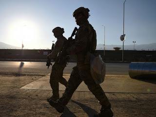 Afghanistan policemen