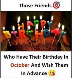 advance happy birthday
