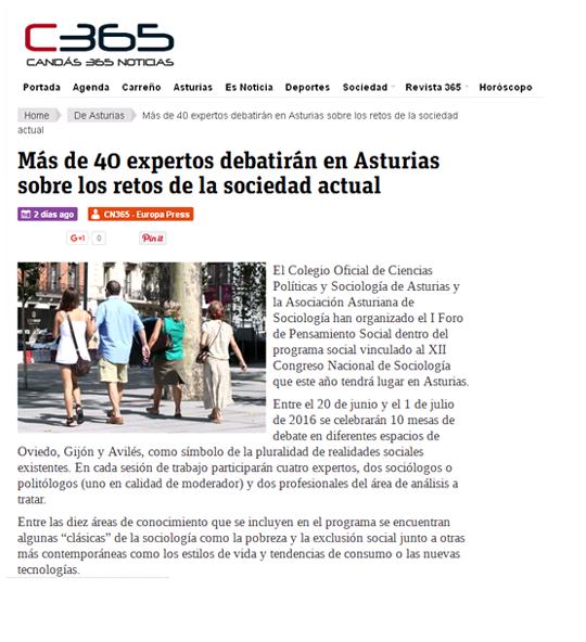http://candas365.es/noticias/mas-de-40-expertos-debatiran-en-asturias-sobre-los-retos-de-la-sociedad-actual/