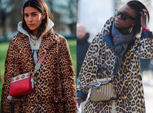 Street Style Fashion Trends 2019 Leopard