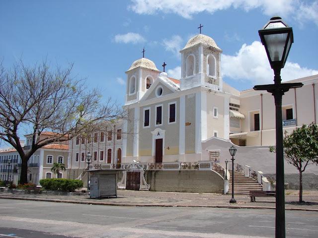 Resultado de imagem para igreja do carmo sao luis
