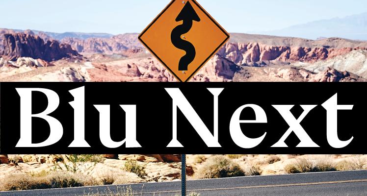 Bluu Next Free Font Preview