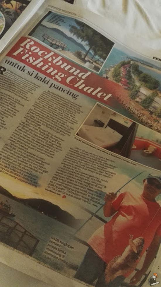 Artikel Diterbitkan Dalam Utusan Malaysia