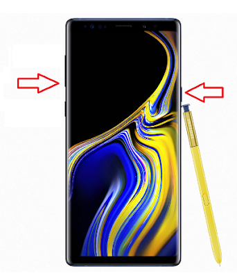 Screenshot Samsung Galaxy Note 9 dengan 5 Cara
