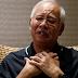Najib menangis & salahkan kerajaan punca pelajar UM tiada duit untuk makan, tetapi dikecam netizen