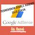 Permohonan Google Adsense Telah Diluluskan Buat Pertama Kali