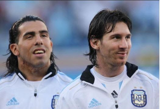 'This Is Lionel Messi's World Cup'- Carlos Tevez