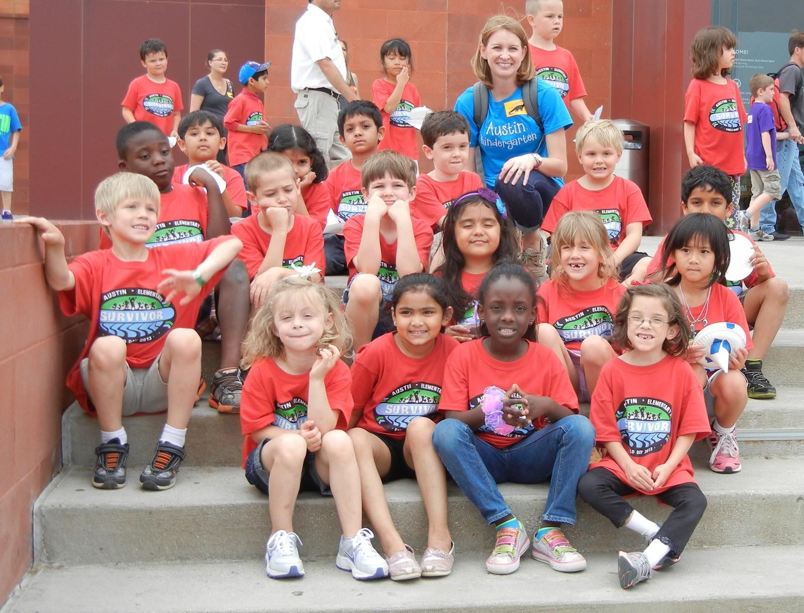 Mrs Weegar S First Grade Kindergarten Field Trip