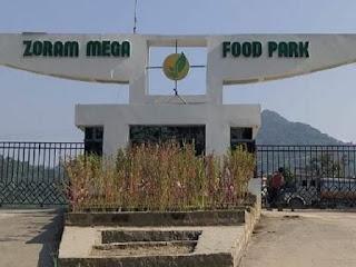 Zoram Mega Food Park—Mizoram