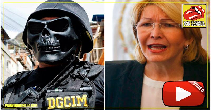 DGCIM allana oficinas del Ministerio público tras el anuncio de Luisa Ortega Díaz